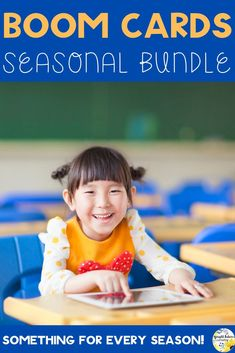This Boom Cards super bundle will give you fun SEL activities to use for every season! Includes Fall, Thanksgiving, Christmas, and more! #brightfuturescounseling #elementaryschoolcounseling #schoolcounseling #boomcards #distancelearning Elementary School Counselor, School Counseling, Elementary Schools, Coping Skills Activities, Back To School Activities, Bullying Prevention, Differentiated Instruction, Character Education, My Teacher