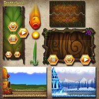 game Ui by *CoolGraphic2013 on deviantART