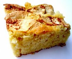 Apple Recipes, Baking Recipes, Dessert Recipes, Pie Cake, High Tea, Tapas, Bakery, Deserts, Food And Drink