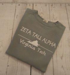 Check out this item in my Etsy shop https://www.etsy.com/listing/507217571/custom-sorority-sweatshirt-sorority
