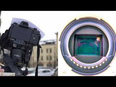 This is What Olympus' Sensor-Shift Stabilization Looks Like in Action