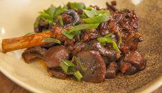 Sichuan Lamb Shanks