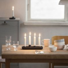 iittala Allas Rectangle Cast Iron Candle Holder - Popular Modern Design