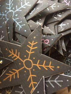 Estrellas de navidad. Se armó el Belén. Navidad 2015-16