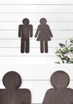 boy and girl bathroom signs. Gender Signs For Bathroom, Restroom Signs, Boy-Girl Bathroom Sign, Boy- Boy And Girl E