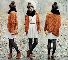 cozy winter sweater ♥