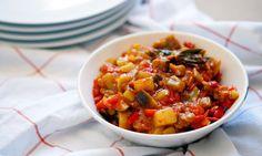 Recette Ratatouille | Pretty Chef