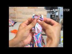 como fazer calcinha de biquini ripple/empina bumbum completo - YouTube