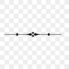 Png Dividing Line Line European Style Creative Fashion Black And White Classical Round Png And Vector With Transparent Background For Free Download In 2020 European Fashion Decorative Lines Creative