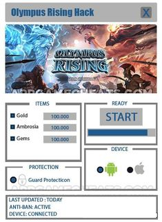 Olympus Rising : How you can get free Gems and Gold ios/android   Olympus Rising Hack and Cheats Olympus Rising Hack 2019 Updated Olympus Rising Hack Olympus Rising Hack Tool Olympus Rising Hack APK Olympus Rising Hack MOD APK Olympus Rising Hack Free Gems Olympus Rising Hack Free Gold Olympus Rising Hack No Survey Olympus Rising Hack No Human Verification Olympus Rising Hack Android Olympus Rising Hack iOS Olympus Rising Hack Generator Olympus Rising Hack No Verification Gold Live, Game Resources, Test Card, Free Gems, Hack Online, Hack Tool, Olympus, Cheating, Hacks