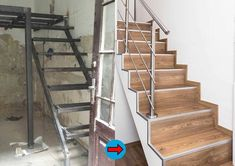 fém galéria Stairs, Home Decor, Double Bunk, Stairway, Decoration Home, Room Decor, Staircases, Home Interior Design, Ladders