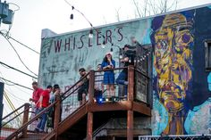 The best new happy hour bar in Austin, Texas - Whistler's