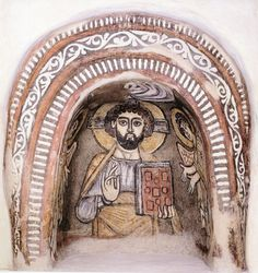 Early Christian, Christian Art, Ancient Art, Ancient Egypt, Byzantine Art, Church Building, Orthodox Icons, Romanesque, Character Art