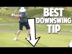 Best Tip To Start Your Downswing Golf Videos, Golf 1, Golf Instruction, Golf Stuff, Hill House, Golf Lessons, Drills, Golf Tips, Clay