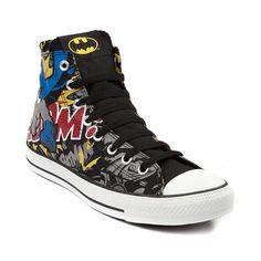d5e6c7a3c20a Shop for Converse All Star Hi Batman Athletic Shoe in Black at Journeys  Shoes. Shop