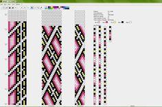 Eridhan Creations - Beading Tutorials: Crochet Rope Patterns