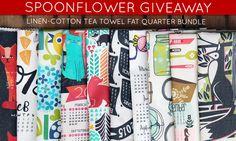 Win 10 Tea Towel Calendars!