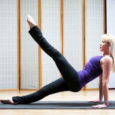 5 Pilates Moves For Runners