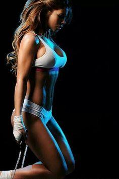 Female Form #StrongIsBeautiful #Motivation #WomenLift2 Ana Delia De Iturrondo