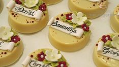 Wedding Favours - Chocolate Covered Oreos from The Frostery, Oldham, Lancashire