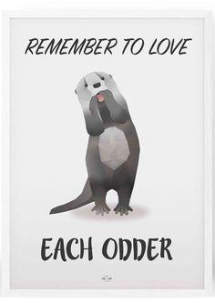 Remember to love each Odder - Begrænset oplag