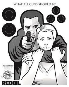 Recoil Target - Issue 22