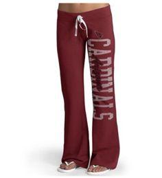 Arizona Cardinals '47 Brand Womens Pep Rally Pants – Cardinal #AZCardinals #NFLFanStyle