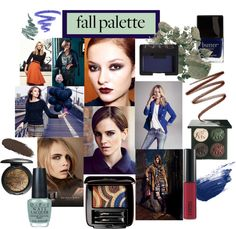 """""""Fall Palette"""" by bdpotena on Polyvore"""