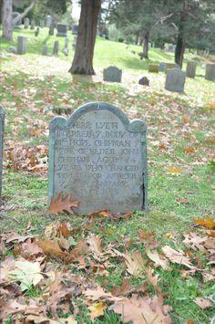 Hope Chipman's grave