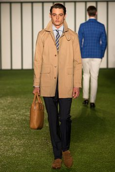 The Great British Summer: Look 012 LCM SS15
