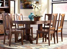 North Shore #Dining #Chair At Ashley #Furniture In #Tricities | Old World |  Pinterest | Dining