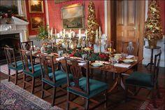Castle Howard. Christmas