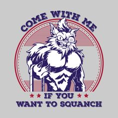 Train with Squanchy - NeatoShop
