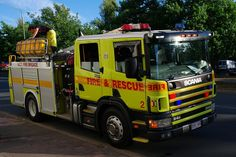 Fire and Rescue - Australian Capital Territory (ACT) Fire Brigade by neeravbhatt, via Flickr