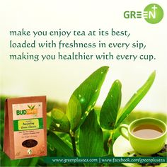 Greenplus's Green Tea have wide range of green tea,oolong tea,black tea,Macha tea,Chinese Maofeng,japanese sencha,japanese bancha tea,green tea with flavour  http://www.greenplustea.com/