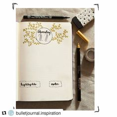 """1,328 Likes, 4 Comments - Bullet Journal Inspire  (@bujoinspire) on Instagram: """"#Repost @bulletjournal.inspiration with @repostapp ・・・ Trying to enjoy the end of the year. …"""""""