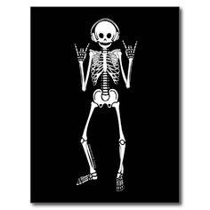 rocking skeleton | Funny Skeleton