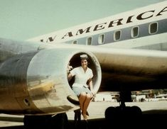 Pan Am DC-8