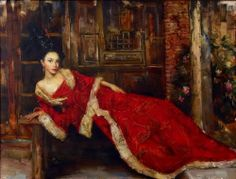 Русский художник Андрей Карташов