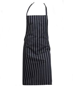 These striped butchers aprons are made from 100% cotton and the stripes are woven into the fabric so that they don't fade away when washed!
