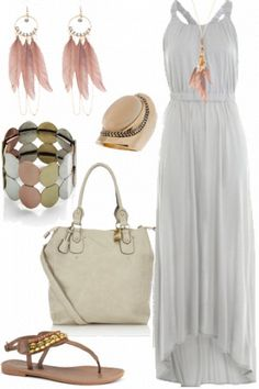 What to wear to a beach wedding #style