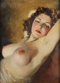 Pal Fried (Hungarian 1893-1976)