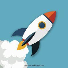 Rocket Vectors, Photos and PSD files | Free Download