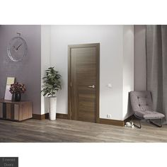 Cadiz Walnut Internal Door Prefinished  Cadiz Walnut Internal Door    Prefinished walnut internal door with solid walnut inlay crafted into a curve design, real black American crown cut veneers.  Supplied fully finished.  We aim to dispatch all orders within 48 hours, standard delivery is 3- 5 days. We can also offer Next Day Delivery  Visit us to know more about this product and other related products and take benefit of our exclusive discount coupon  #Doors #EmeraldDoors #InteriorDoor…