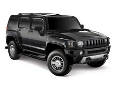 The 2013 Hummer H3. I test drove the H3 in 2005. Couldn't see out the back window. But it sure was fun.