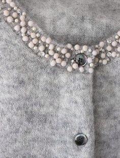 Soft, grey, cashmere