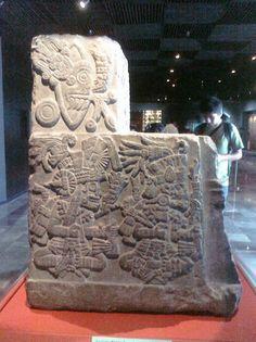 Monument of Sacred War - Monument of Sacred War (Illustration) – Ancient History Encyclopedia - Mayan Glyphs, Mayan Symbols, Viking Symbols, Egyptian Symbols, Ancient Symbols, Ancient Artifacts, Ancient History, Aztec Symbols, Egyptian Mythology