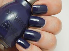 Sinful Colors Nouveau Purple | Lacquer Me Silly