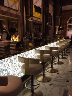 Jasper Recycled Glass, by Stoneville, at the Hotel Paris Opera