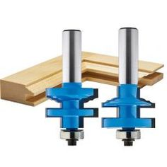 """Rockler Classical Stile and Rail Router Bit - 1-3/8"""" Dia x 1"""" H x 1/2"""" Shank Woodworking Software, Rockler Woodworking, Woodworking Projects That Sell, Learn Woodworking, Woodworking Ideas, Woodworking Apron, Youtube Woodworking, Woodworking Store, Woodworking Machinery"""